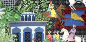 Telas-cortinas-curtains-fabrics-EquipoDRT-GRAN-MOGOL-print-detail