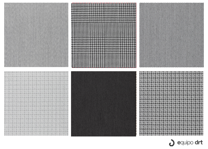Telas-tapiceria-pata-de-gallo-upholstery-fabrics-tailor-EquipoDRT